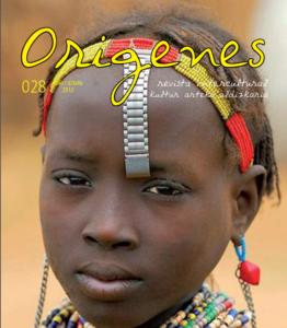 Orígenes Julio 2012 portada